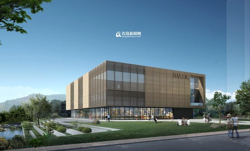 李沧东部社区活动中心将开建 明年10月底启用