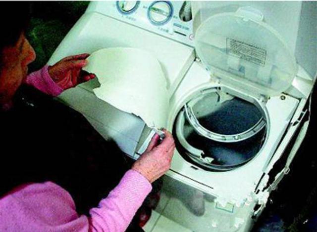 老式单杠洗衣机定时器接线图