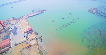 青岛两口岸升级国家规划 女岛港有了国际通行证