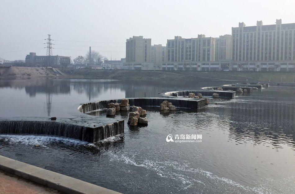 墨水河整治见成效 清澈见底成生态长廊