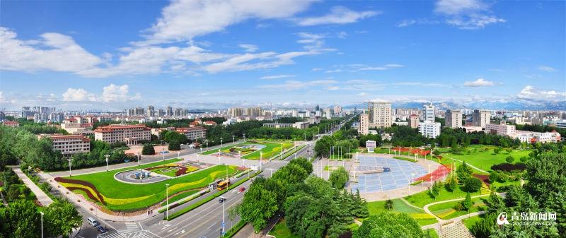 城阳区委书记王波:机场搬迁后将打造未来之城