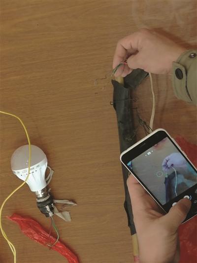 电推缸内部结构图