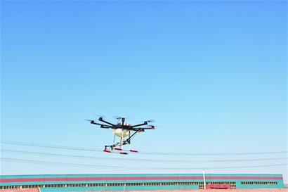对付黑飞无人机有神器 青岛研发首套反制系统