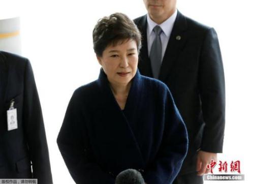 朴槿惠遭提请批捕或获刑十年 身家4年涨700万