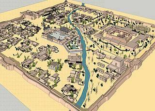 新疆罗布泊考古发现汉晋古城推测为楼兰国都城