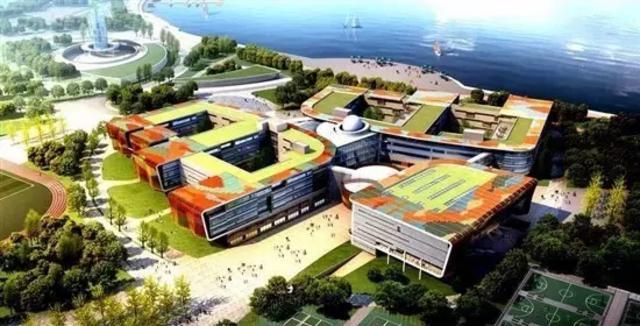 核心校区今年5标准动工实验,项目的将于组成部分北航青岛项目普通高中课程月份教科书英语建设图片