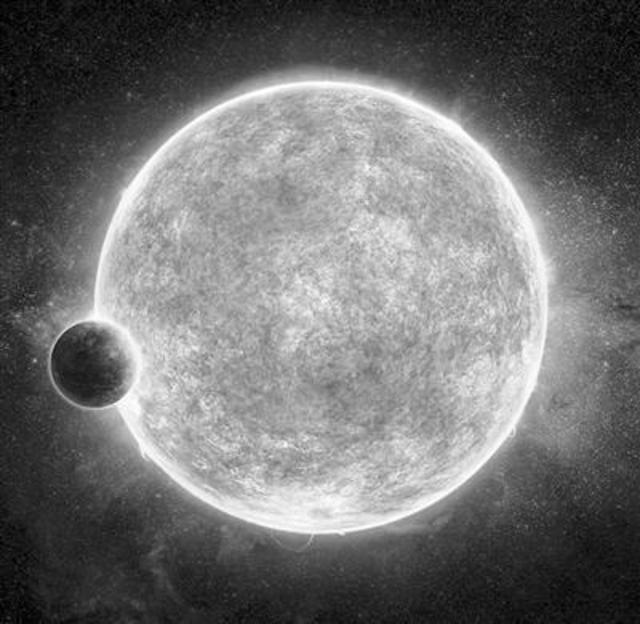 新超级地球现身:温度适中 可能有液态水(图)