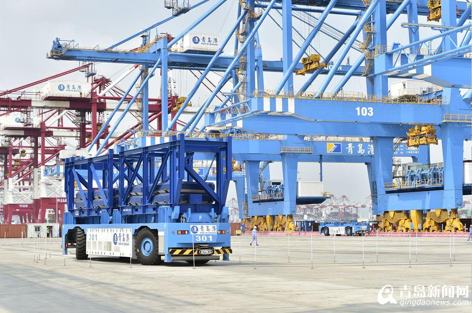 16吨桥吊主电路安装图