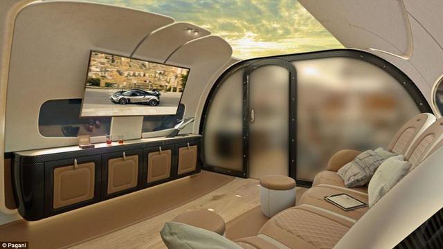 空客将推出全景天窗私人飞机 售价一亿美元(图)
