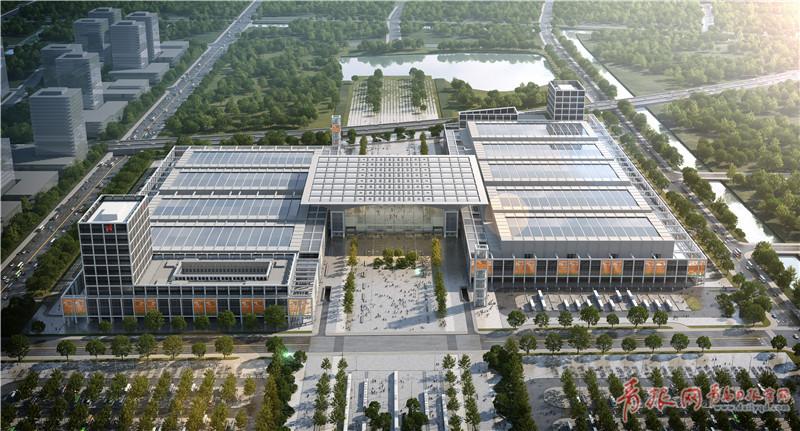 红岛会展中心将开建 面积为青岛国际会展中心3倍