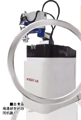 富士康首个智能车间引总理驻足 机器人系青岛造