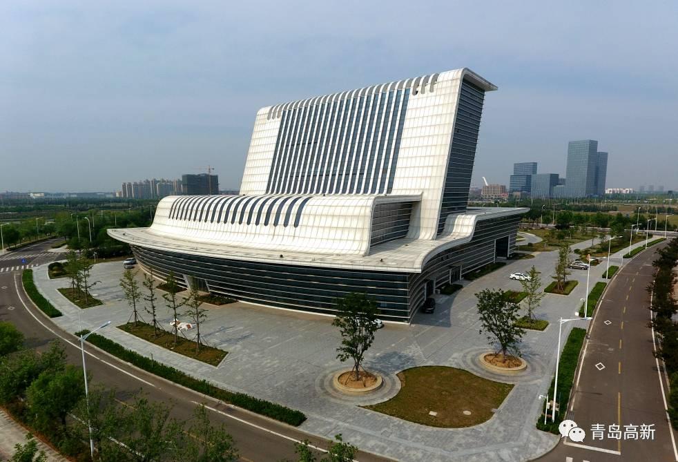青岛高新区产业园挨个看 特色鲜明优势强(图)