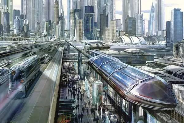 中国最高速悬挂式列车青岛下线:科幻变成现实