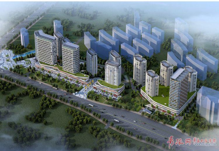 市规划局:新都心一地块规划调整 或建商住小区