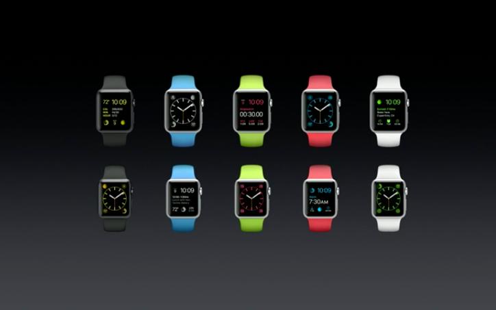 苹果智能手表可接电话发短信 最高12万元图片